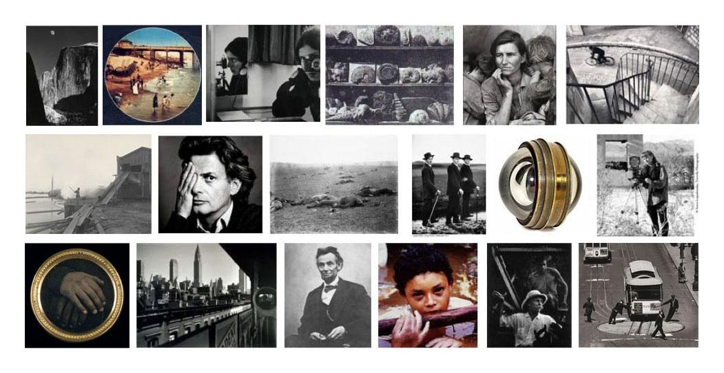 """LECTURE SERIES / """"Self-Made:  Photography as"""