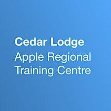 Cedar Lodge Apple RTC logo