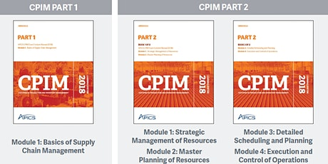 APICS.hk New CPIM Part-1 master instructor-led training (BSCM) tickets
