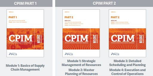 APICS.sg New CPIM Part-1 master instructor-led training (BSCM)