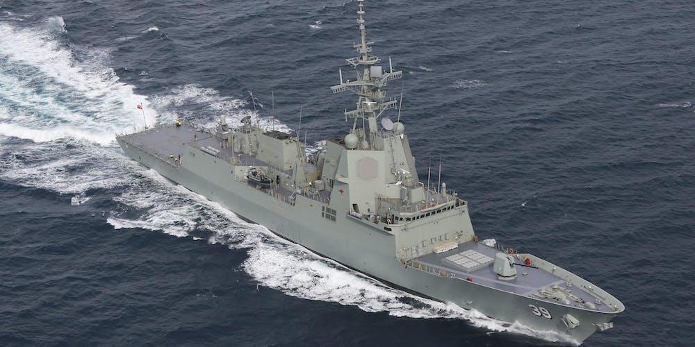 HMAS Hobart Open Day - Hobart, TAS