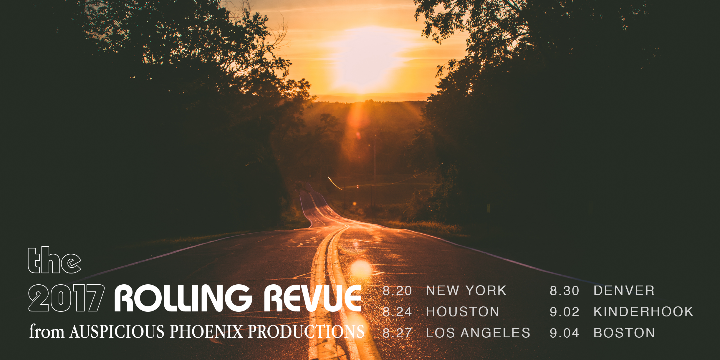 The 2017 Rolling Revue: New York, NY