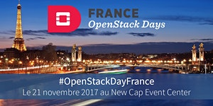 OpenStack Day France 2017