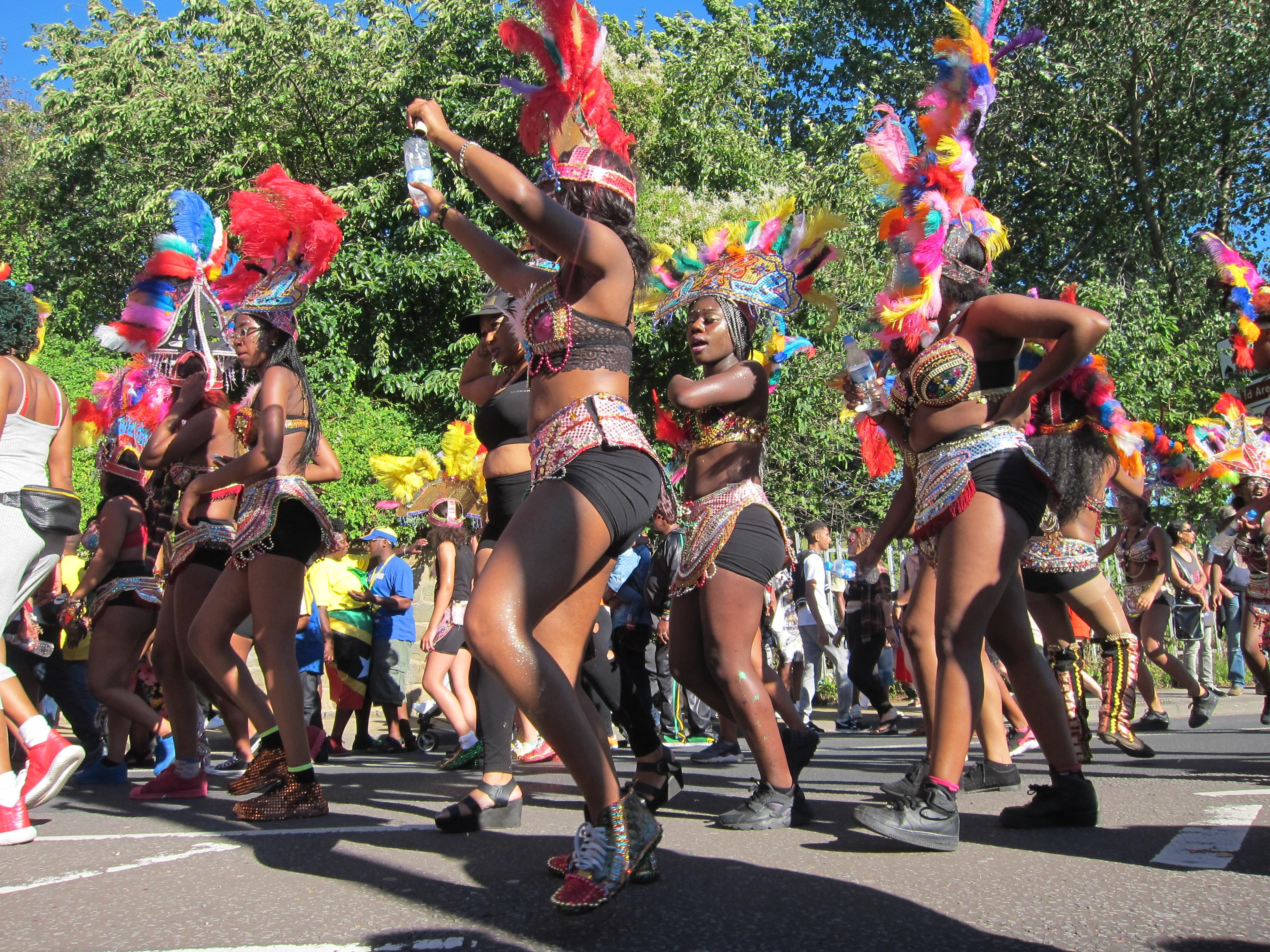 Carnival Photography Skills with Chapeltown A