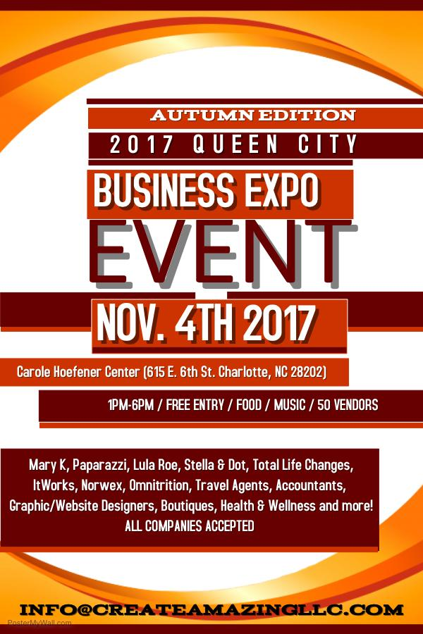2017 Queen City Business Expo (Fall Edition)
