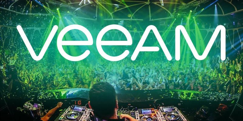 Veeam VMworld Party