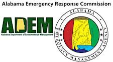 Alabama Emergency Response Commission (AERC) ADEM/AEMA logo
