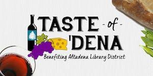 Taste of 'Dena Fundraiser