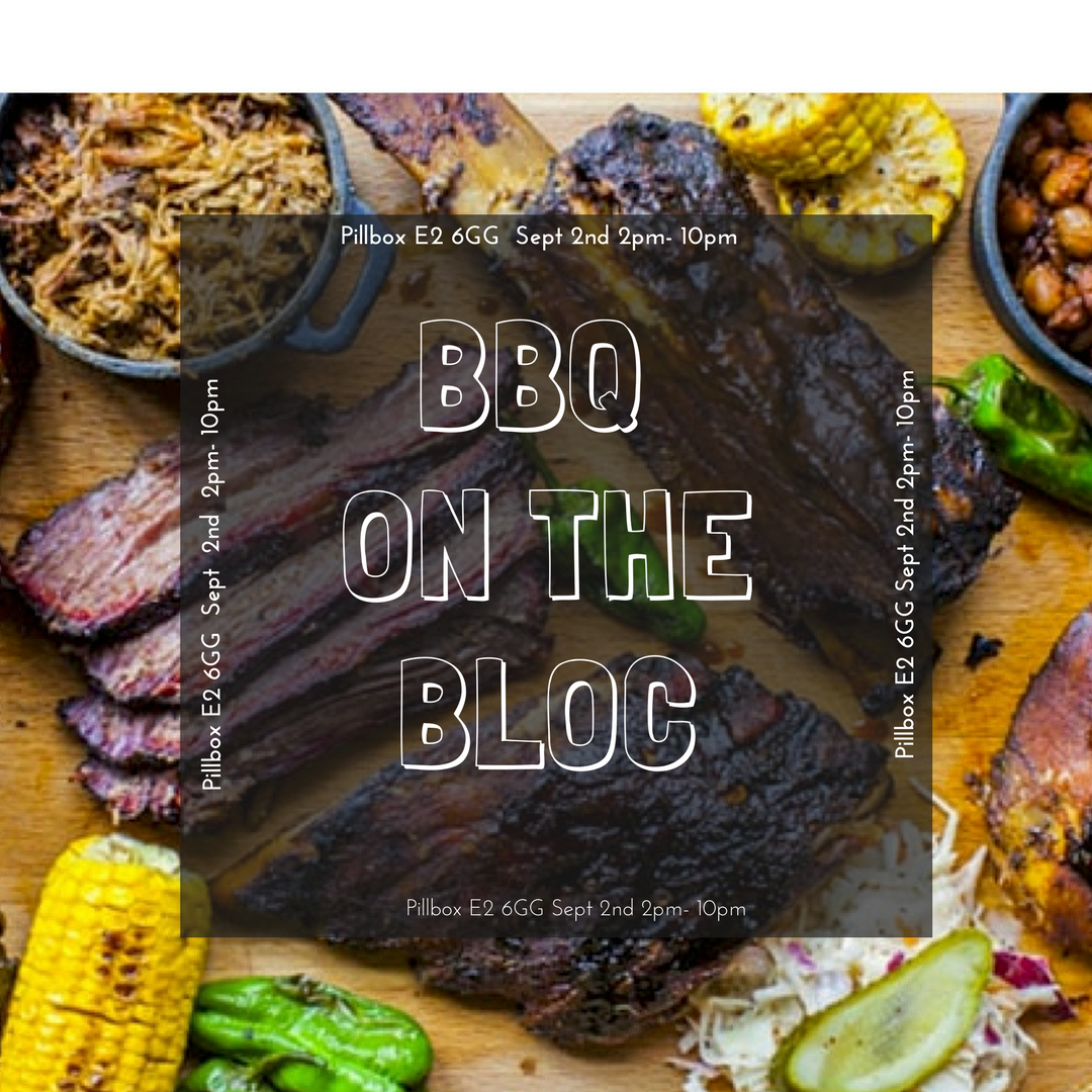 BBQ ON THE BLOC - The Social Bloc