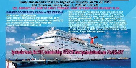Cruising With KDS Long Beach Harbor Party Tickets Sat - Long beach cruise ship calendar