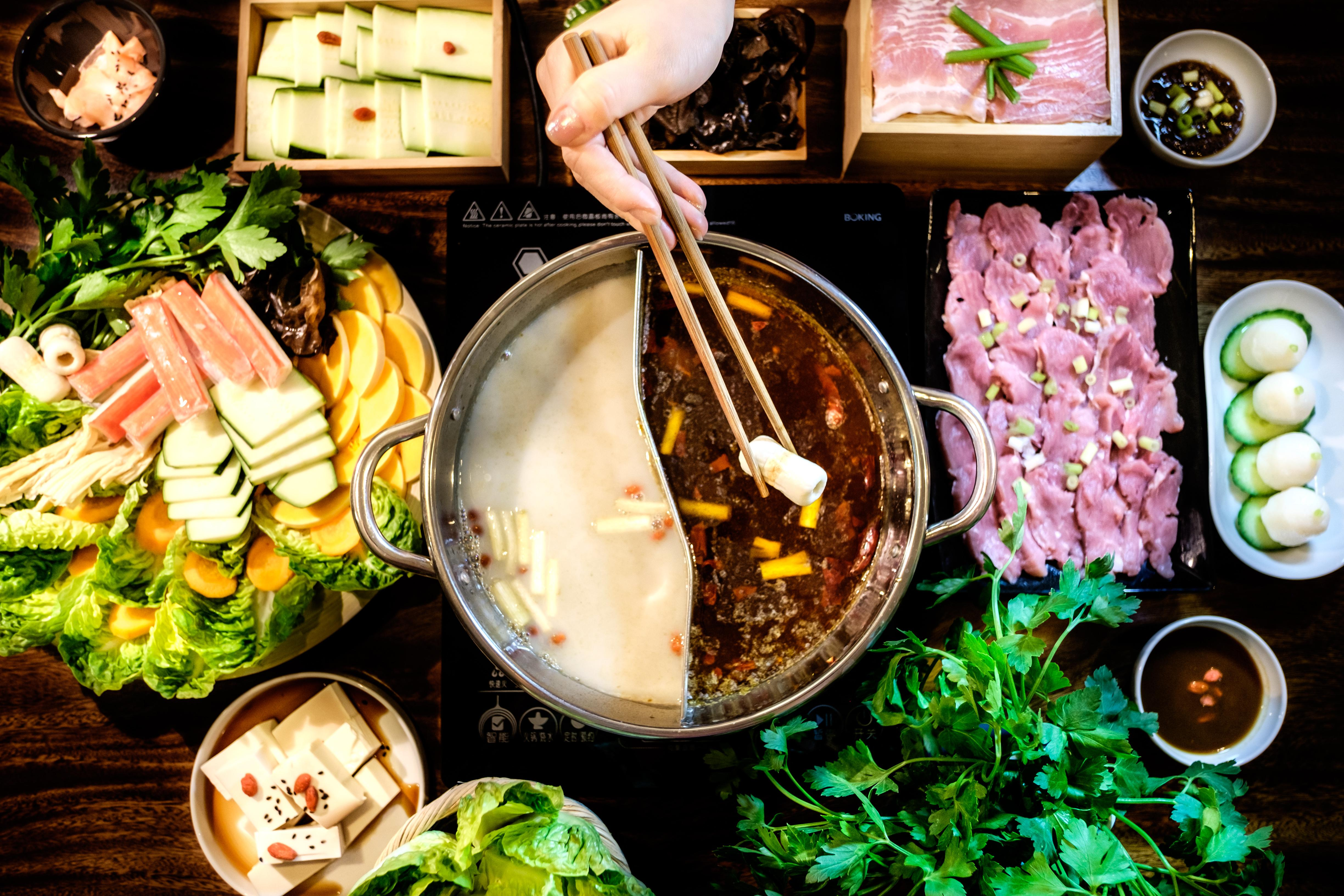 Asian Hot Pot Culinary Experience- Israels Pl