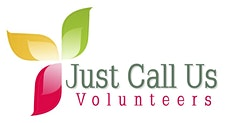 Just Call Us Volunteers  logo
