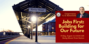 Jobs First: Building for Our Future