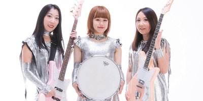 SHONEN KNIFE (Japan) + SENYAWA (Indonesia)
