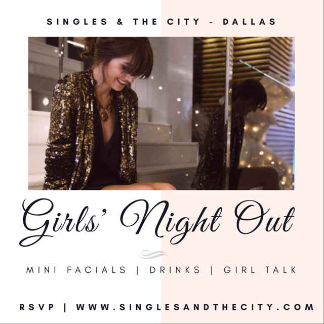 Girls' Night Out at the Spa! . Girls' Night Out at the Spa!
