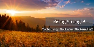 Rising Strong™ Retreat