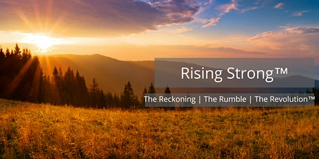 Rising Strong™ Retreat tickets
