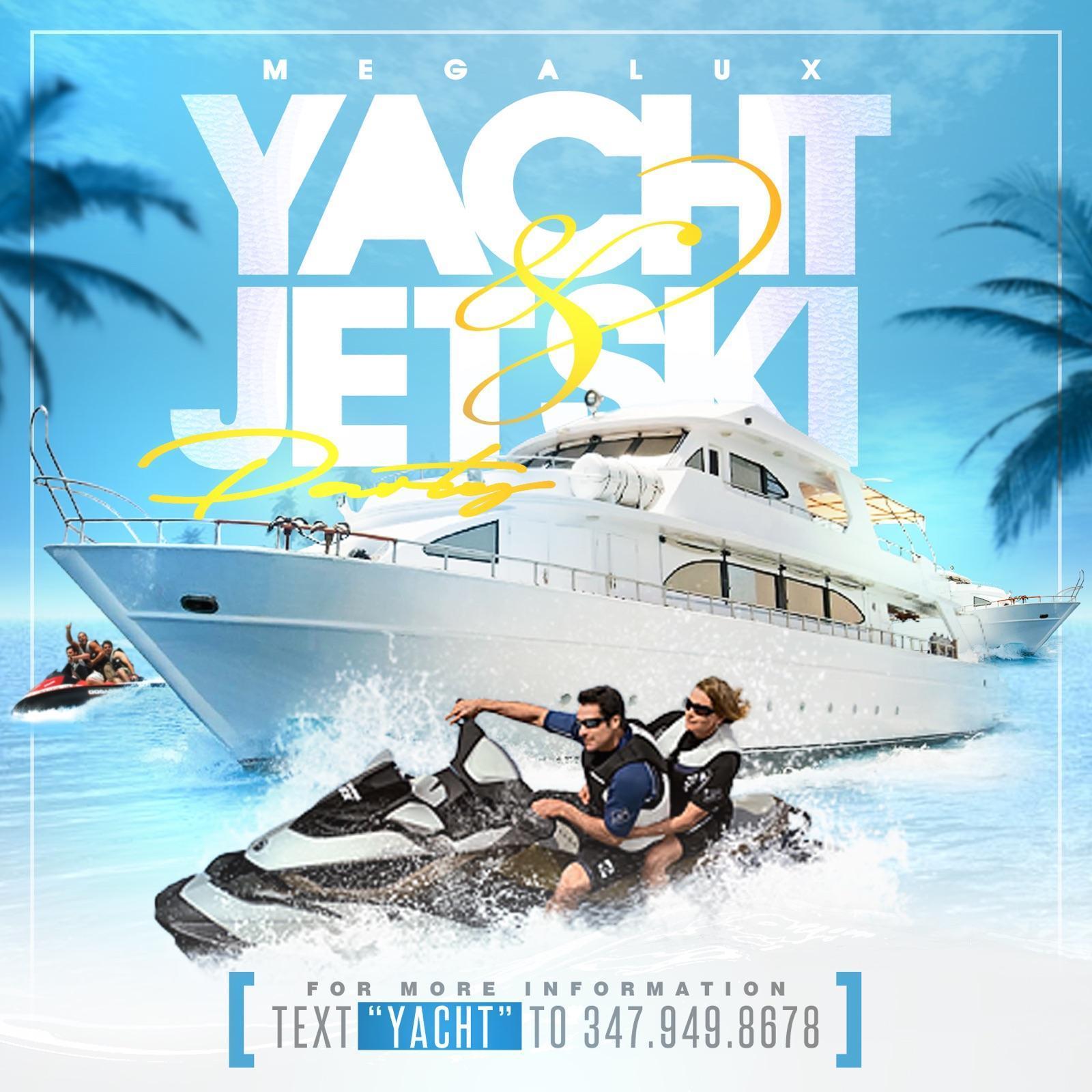 SouthBeach Yacht & Jet Ski Party. SouthBeach Yacht & Jet Ski Party