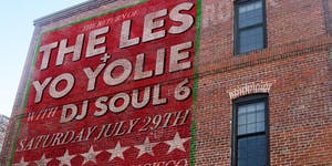 DJ The Les + Yo Yolie & Soul6 at Bruno's | Saturday...