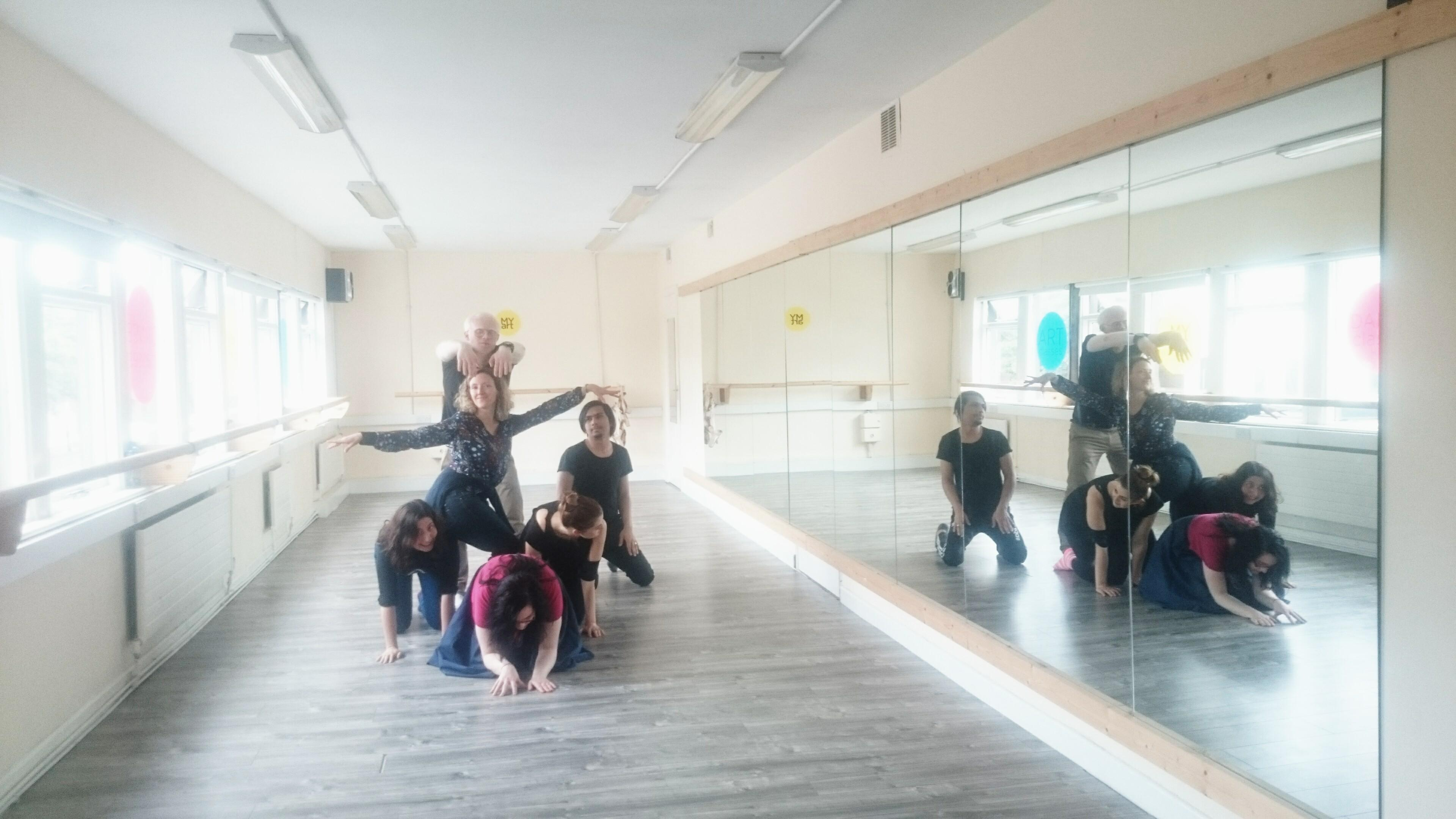 Summer Sunday Theatre Workshops In Dublin 8