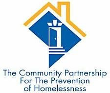 The Community Partnership for the Prevention of Homelessness logo