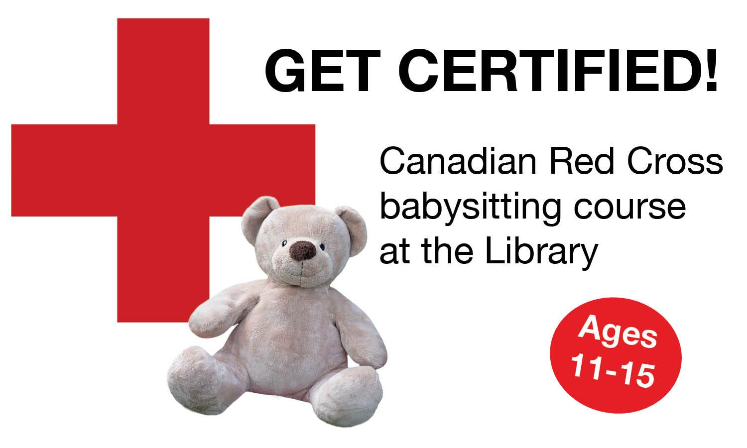Red cross babysitting course fall 2017 central library 25 red cross babysitting course fall 2017 central library xflitez Images
