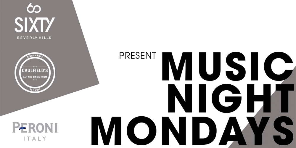 Music Night Mondays Tickets Mon Jul 31 2017 At 700 PM