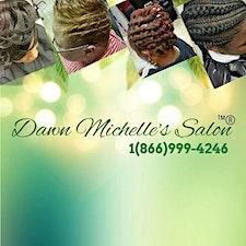 Dawn Michelle's Salon logo