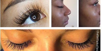 One-on-One Lash Extension Training