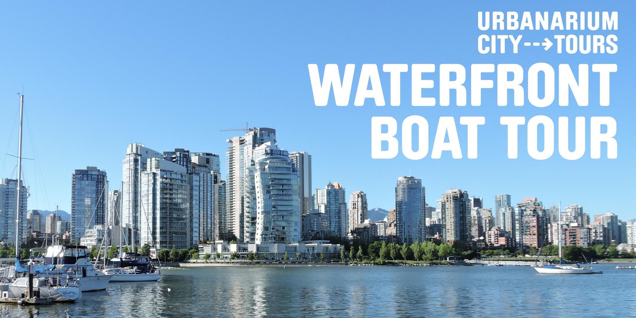 Urbanarium City Tours - Waterfront Boat Tour