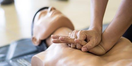 HLTAID001 Provide Cardiopulmonary Resuscitation (CPR) tickets