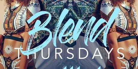 Blend Thursday International Night @Alibi this Thursdays Night tickets