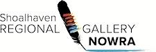 Shoalhaven Regional Gallery, Nowra logo