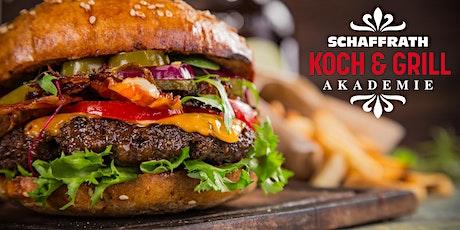 Burger Twist - Das Seminar für echte Burger-Fans Tickets