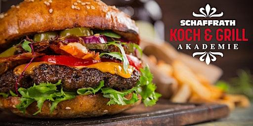 Burger Twist - Das Seminar für echte Burger-Fans