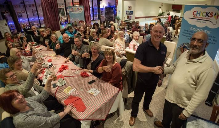 Charity Curry and Quiz Night for CHICKS