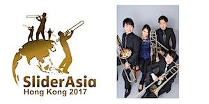 SliderAsia 2017 Recital 3-1: Japanese Trombone Quartet...