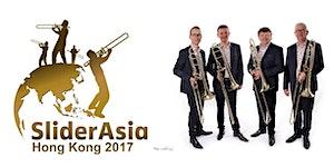 SliderAsia 2017 Concert 3: French Trombone Quartet...