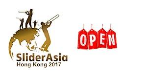 SliderAsia 2017 Concert 1: Opening Concert, featuring...