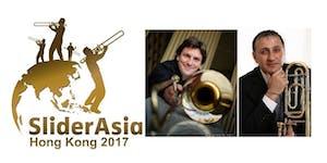 SliderAsia 2017 Recital 6-2: French & Italian Trombone...