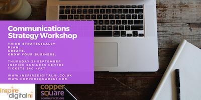Communications Strategy Workshop