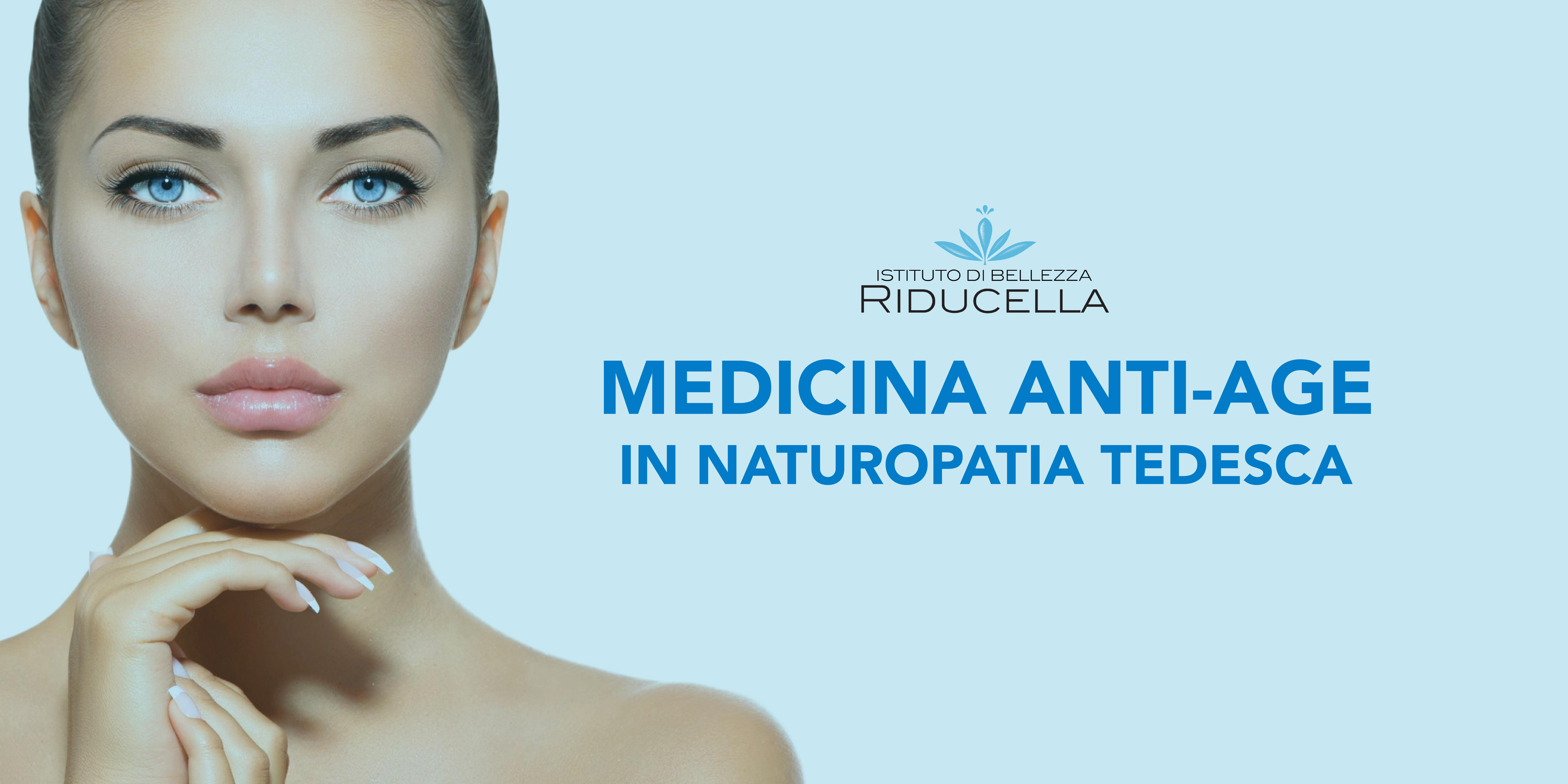 Medicina Anti-Age in Naturopatia Tedesca