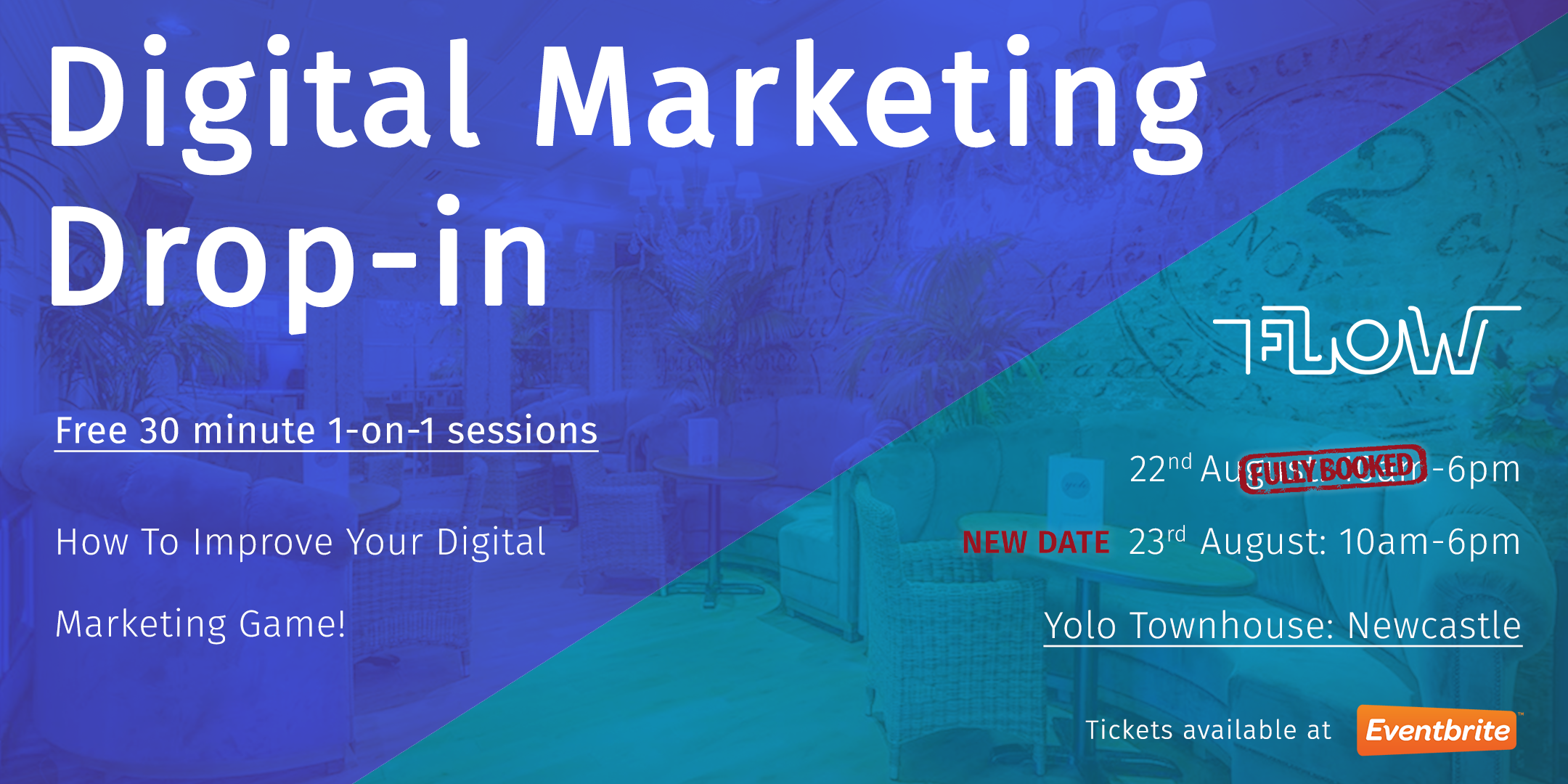 The Digital Marketing Drop-In