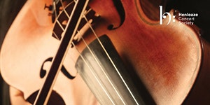 Henleaze Concert Society: Bruch and Beethoven