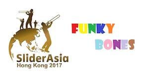 SliderAsia 2017 Recital 7-2: Funky Bones, featuring...
