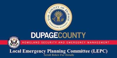 Local Emergency Planning Committee (LEPC) Meetings