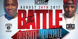 Today @6pm The Battle Old School vs New School Beats...