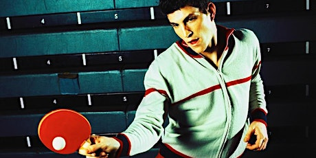Chop, smash and destroy! A table tennis masterclass. tickets