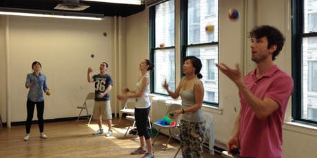 Learn to Juggle! (or Get Better) tickets