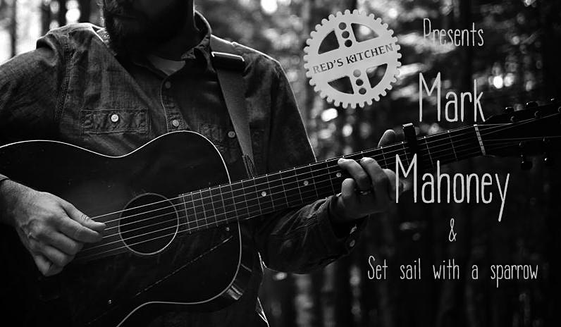Mark Mahoney & Set sail with a sparrow